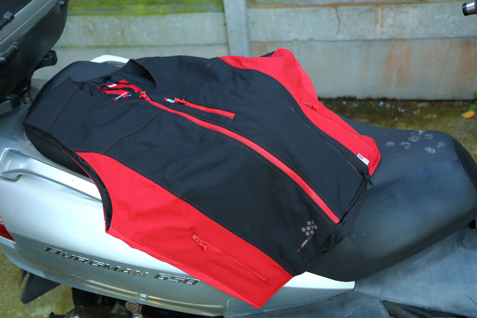 How to… fit heated motorcycle clothing