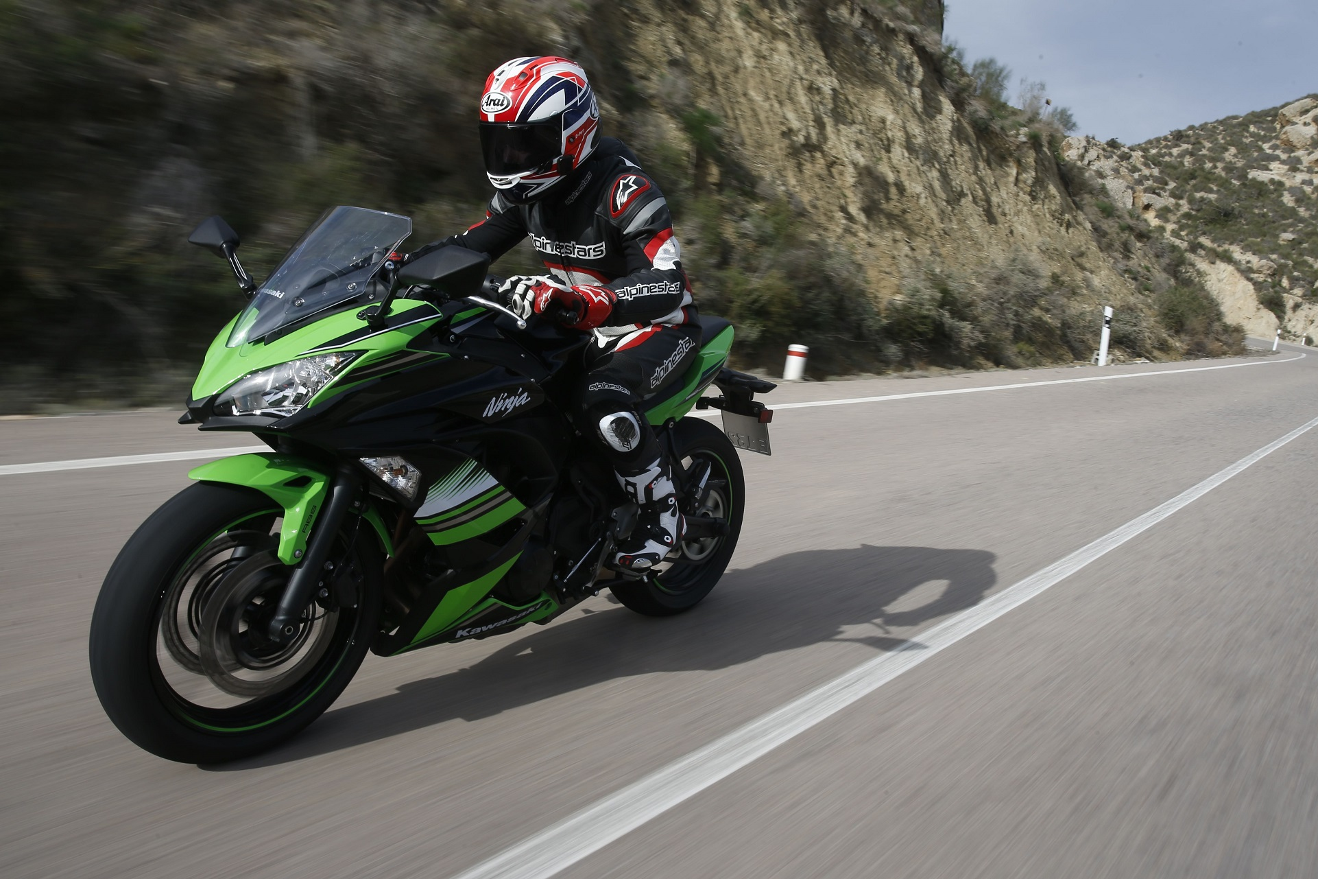 First Ride Kawasaki Ninja 650 Review