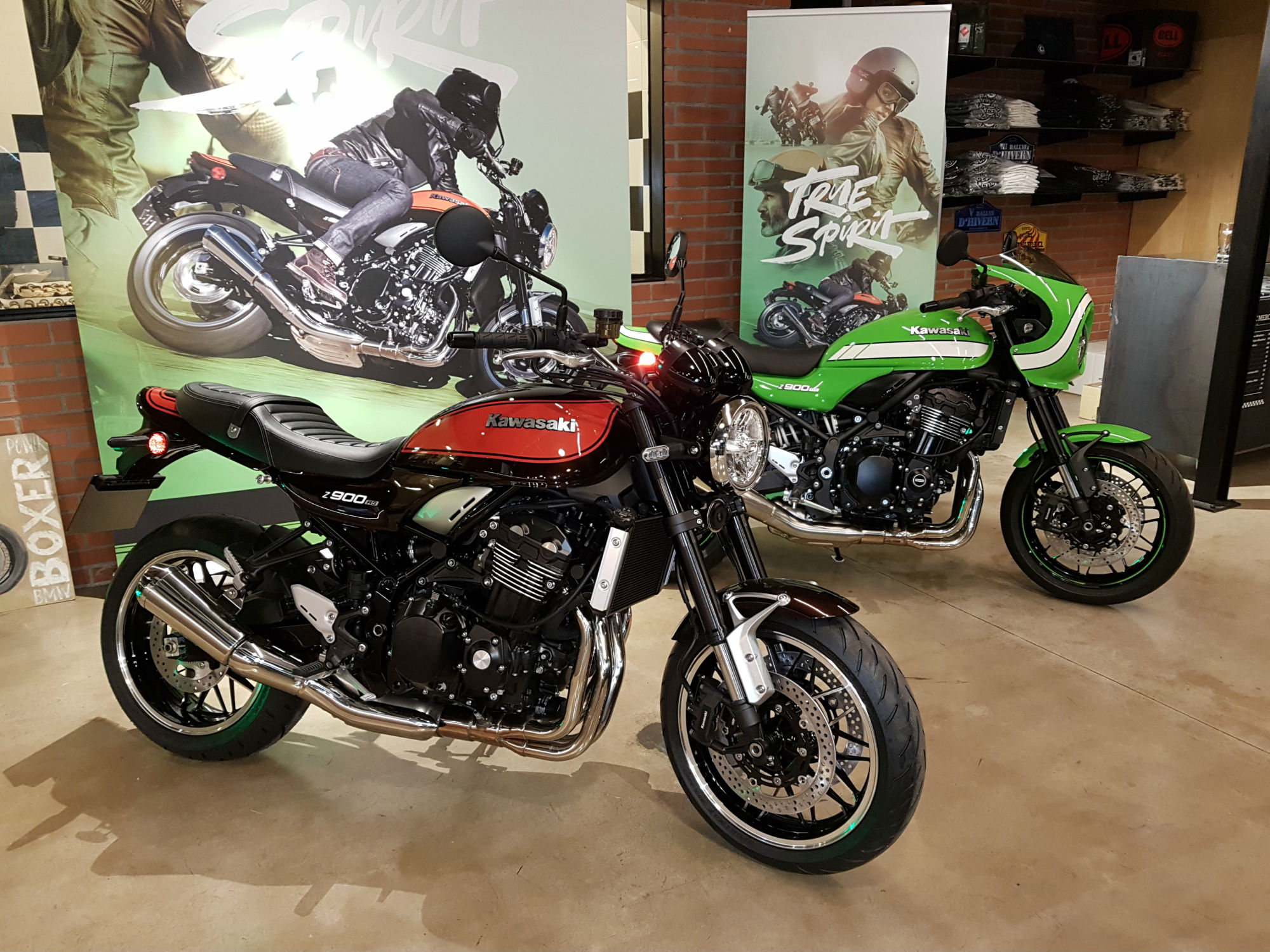 Kawasaki Z900RS Review First Impressions