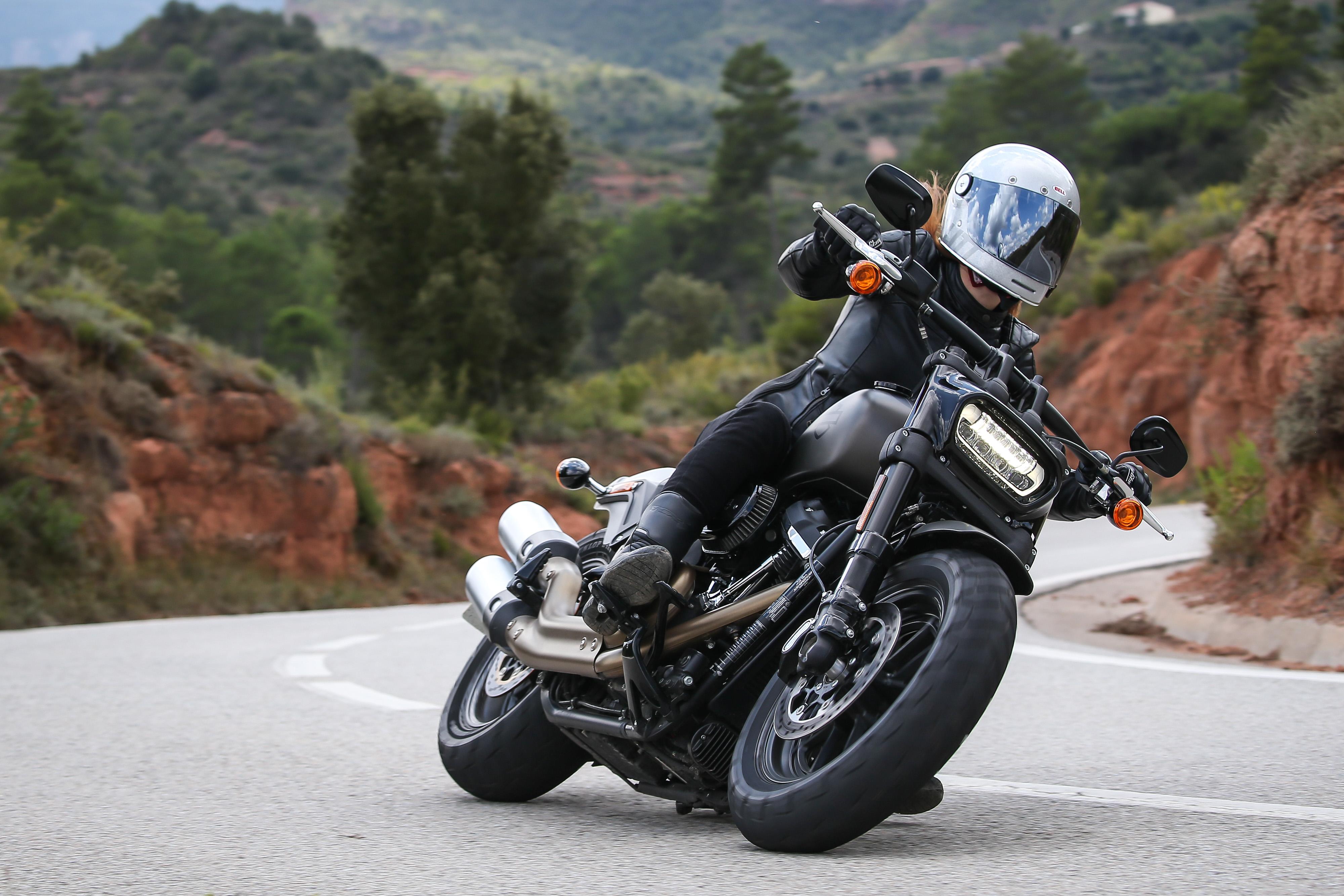 Harley-Davidson Fat Bob review: first th... | Visordown