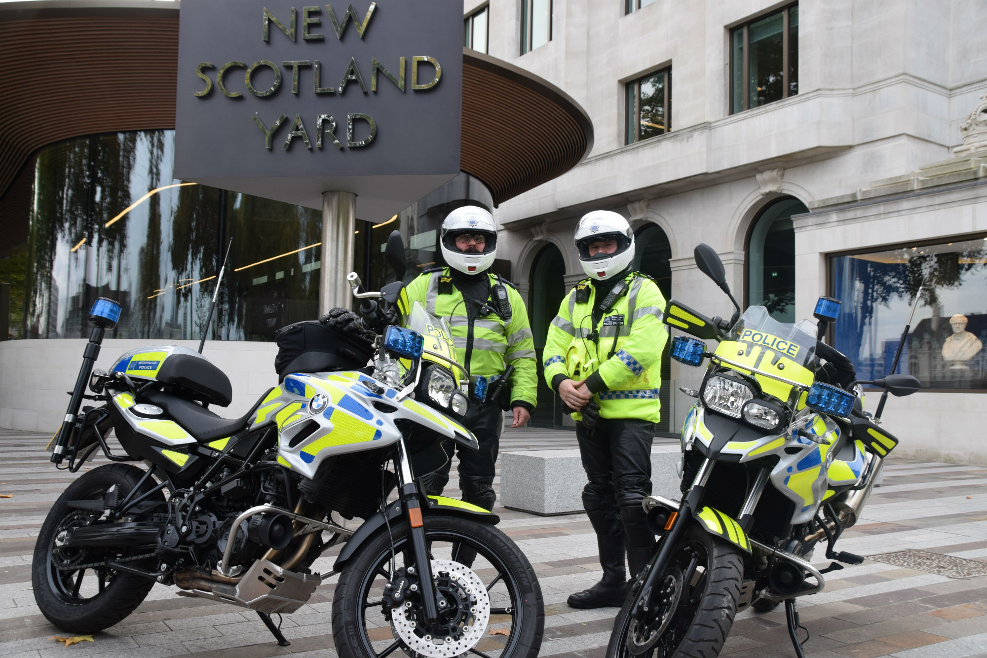 Moped crime – finally some good news