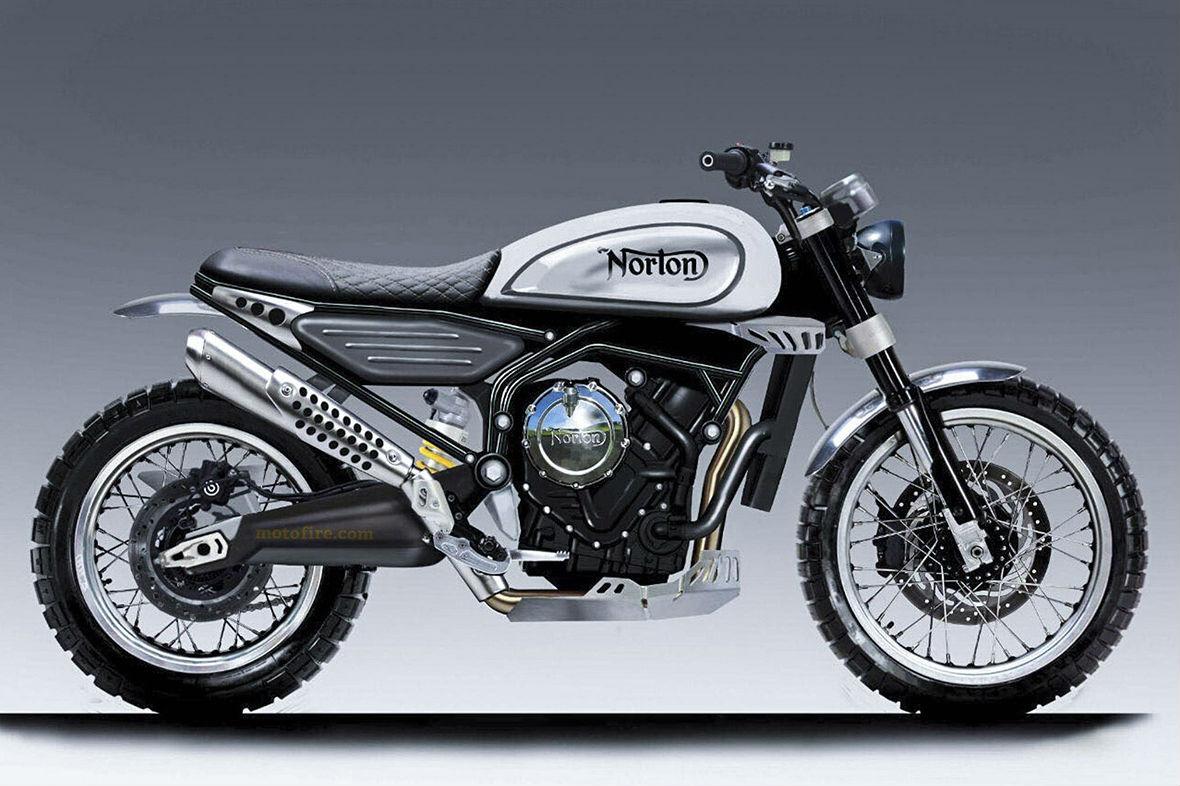 Norton to make 650cc Scrambler
