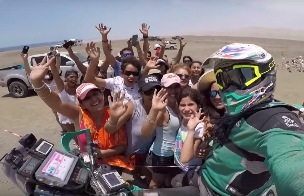 Dakar 2018: Five reasons why you should be rooting for Lyndon Poskitt