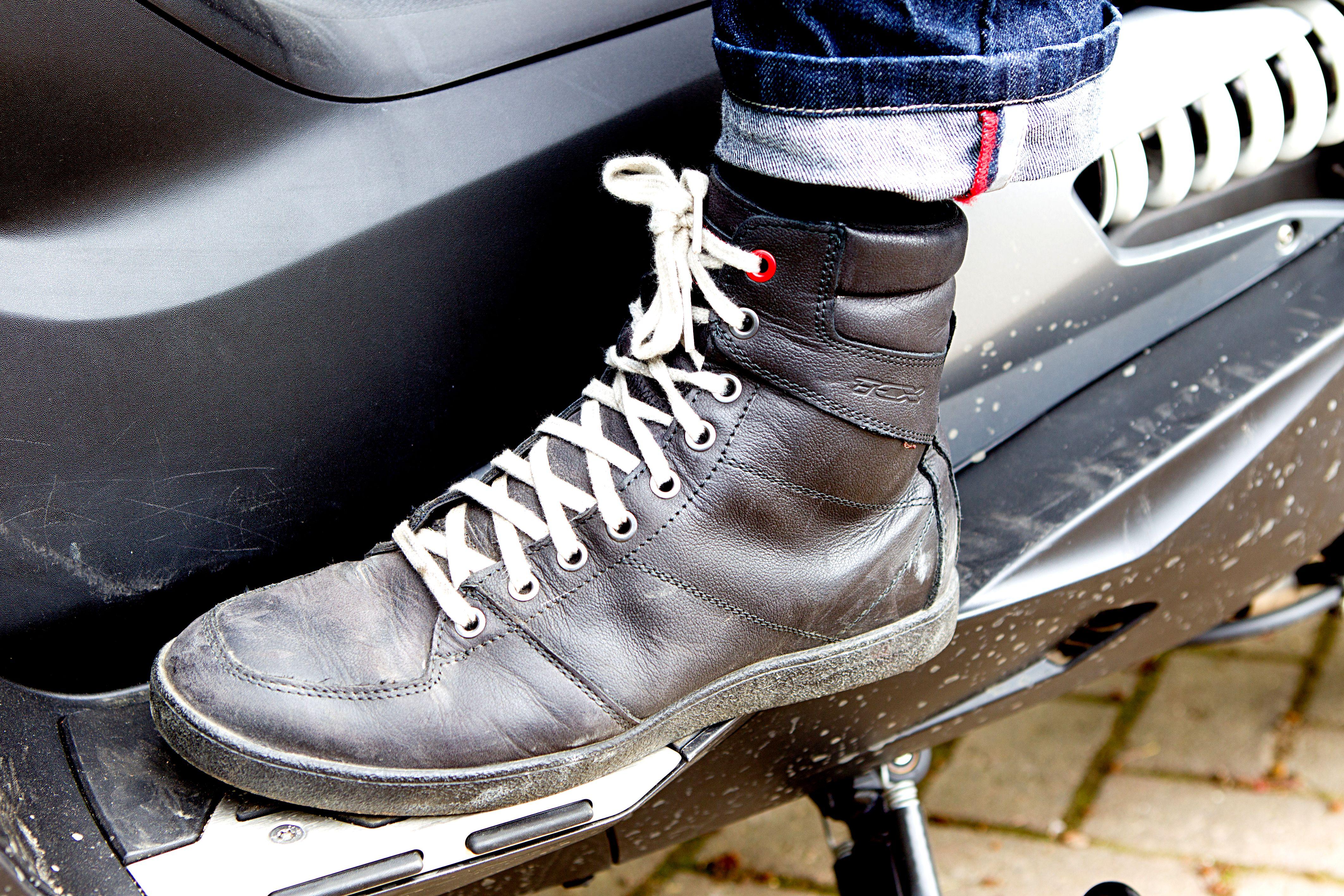 Tcx X Street Waterproof Leather Shoes