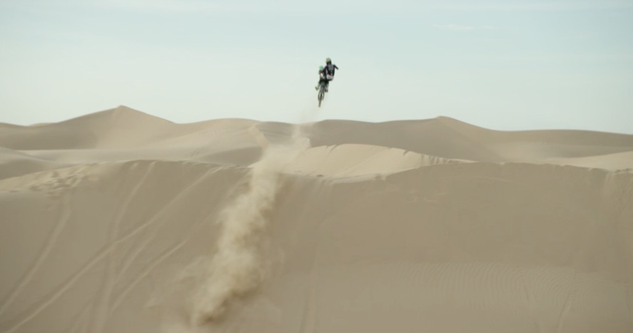 The Making of Doonies 3 on ABC's World of X Games