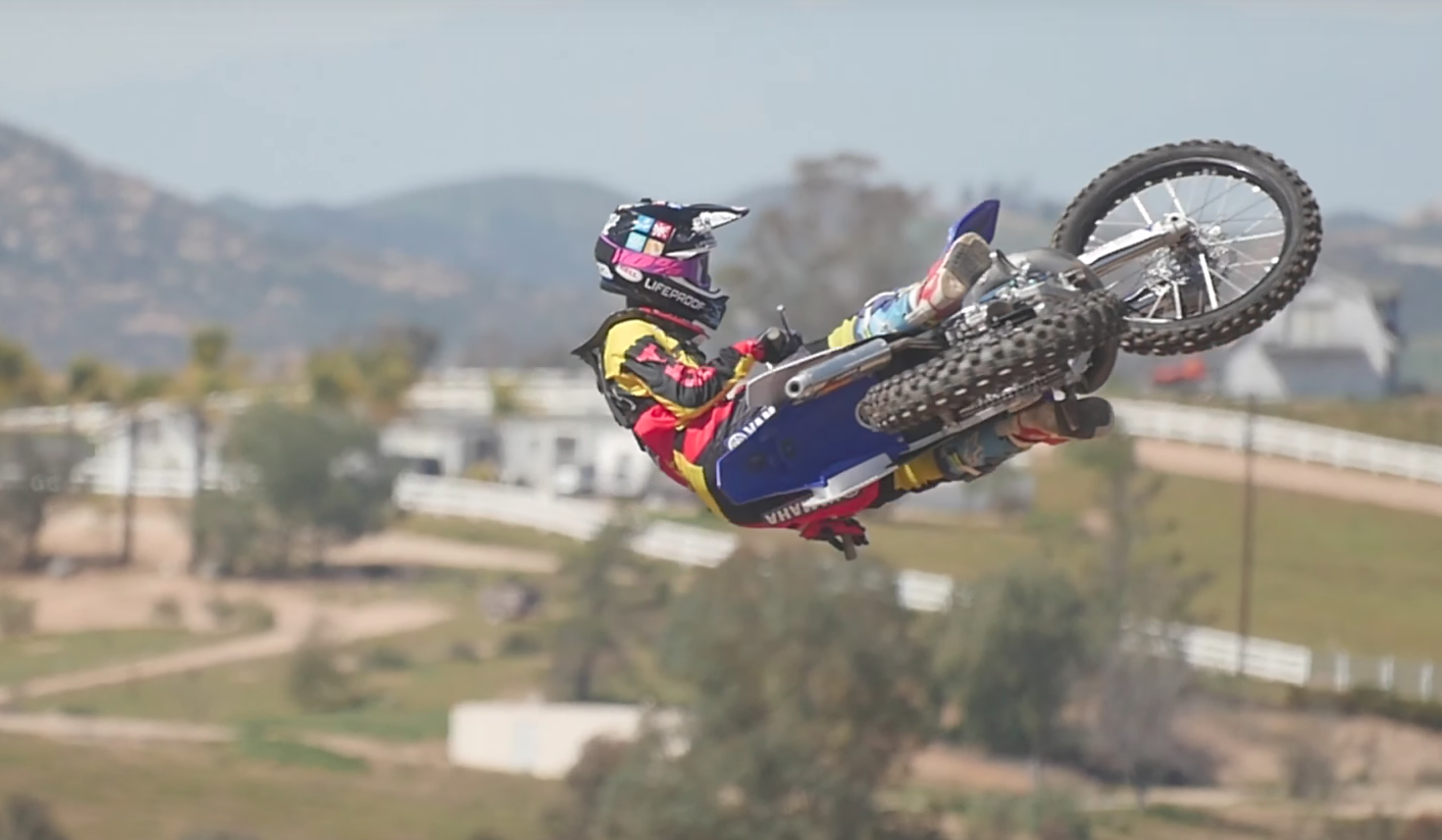 How To Whip A Motocross Bike Like A Pro Visordown