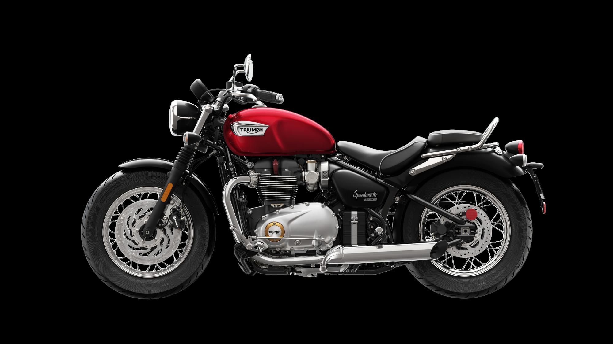 New Triumph Speedmaster Revealed Visordown