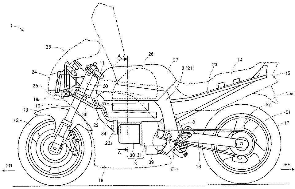 Revealed Suzuki S Electric Sports Bik Visordown