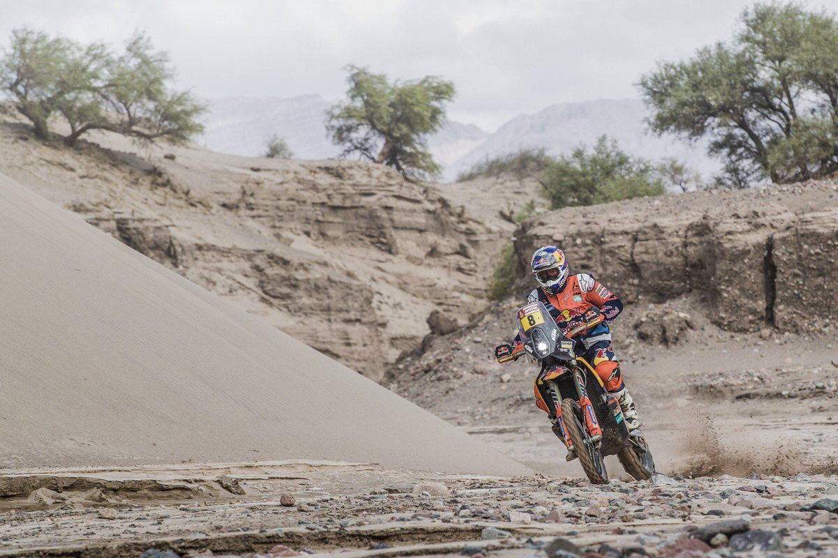 Dakar 2018: Australian Toby Price takes first win of 2018 in stage 11