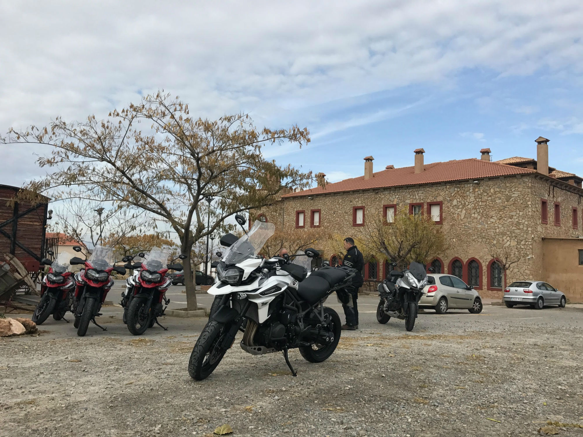 Triumph Tiger 1200 review - first impressions