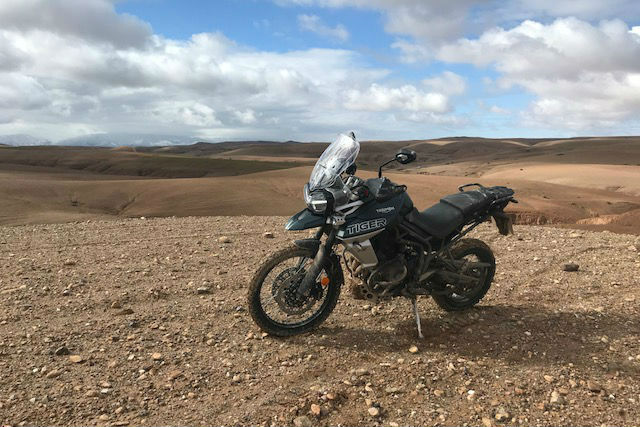 Triumph Tiger 800 review: first thoughts