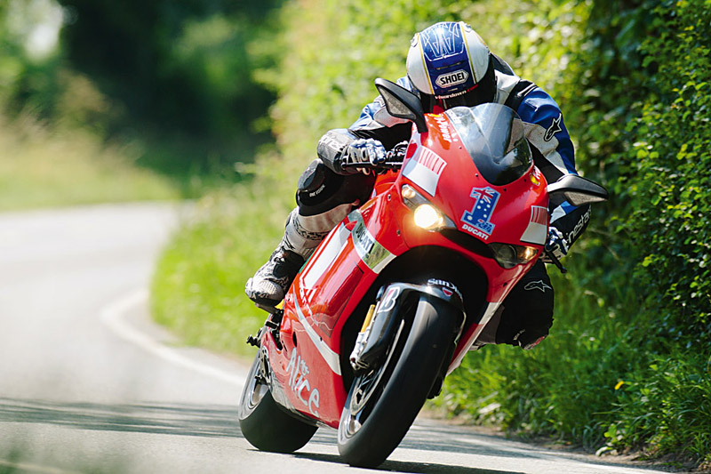 V4 motorcycles