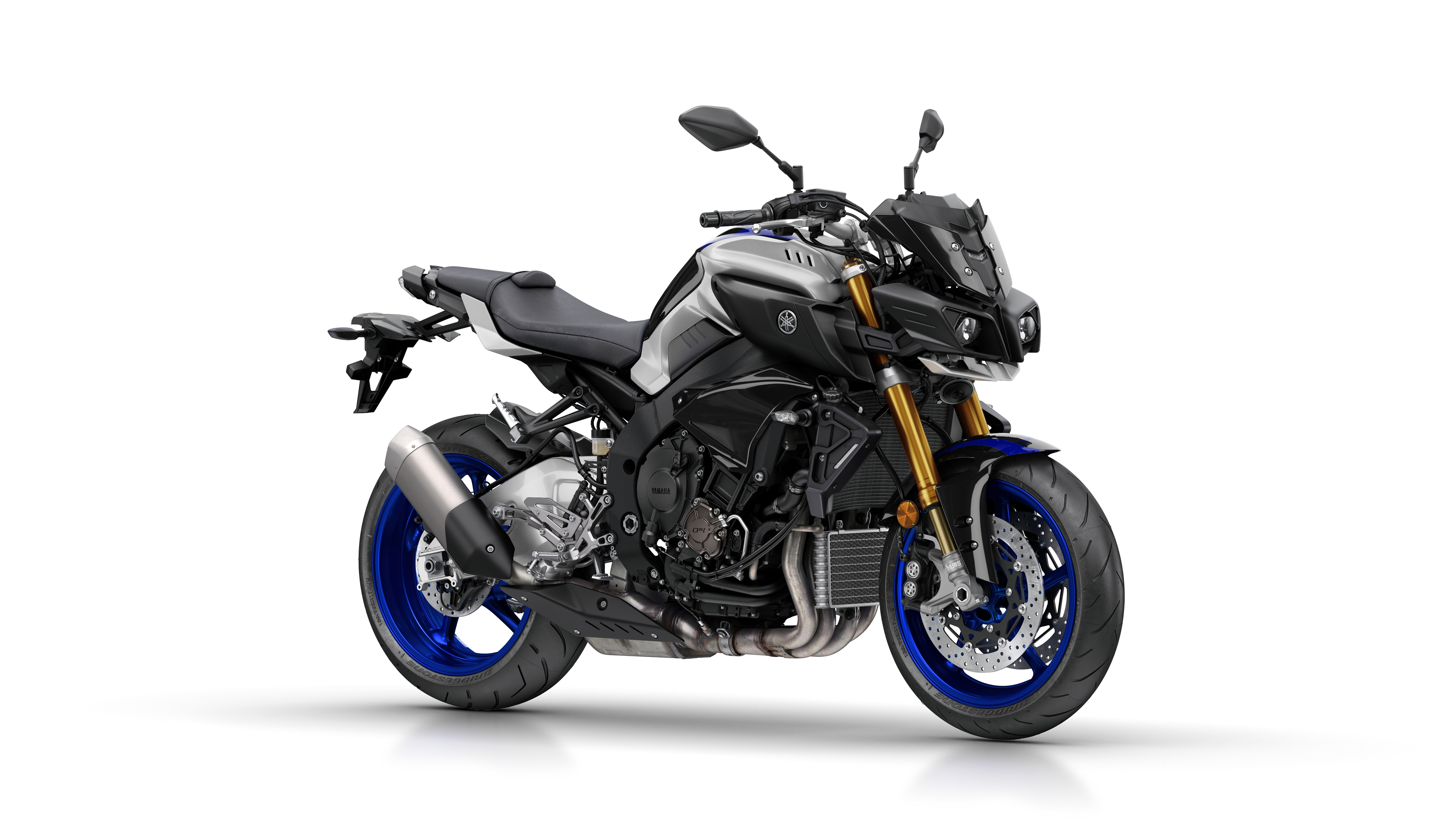 Yamaha Reveals Updated 2017 MT 10 And New SP