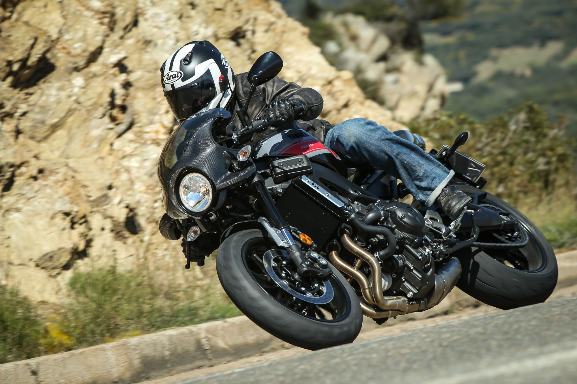 What do you think of the special edition Yamaha MT-09 SP