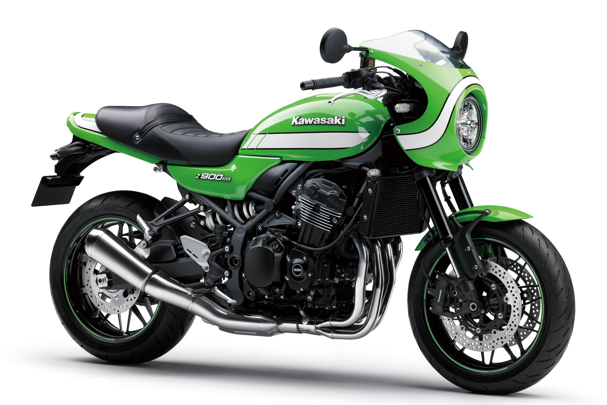kawasaki z900rs cafe unveiled visordown. Black Bedroom Furniture Sets. Home Design Ideas