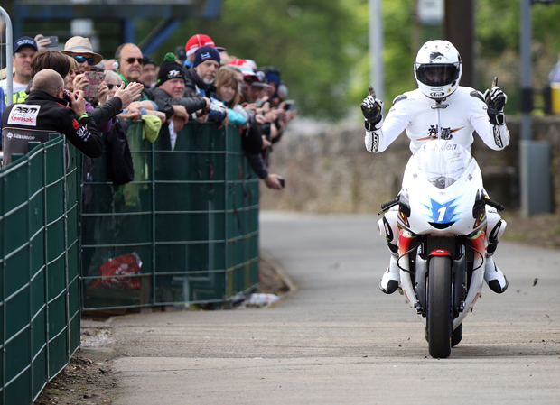Bruce Anstey [Credit: IOM Media]