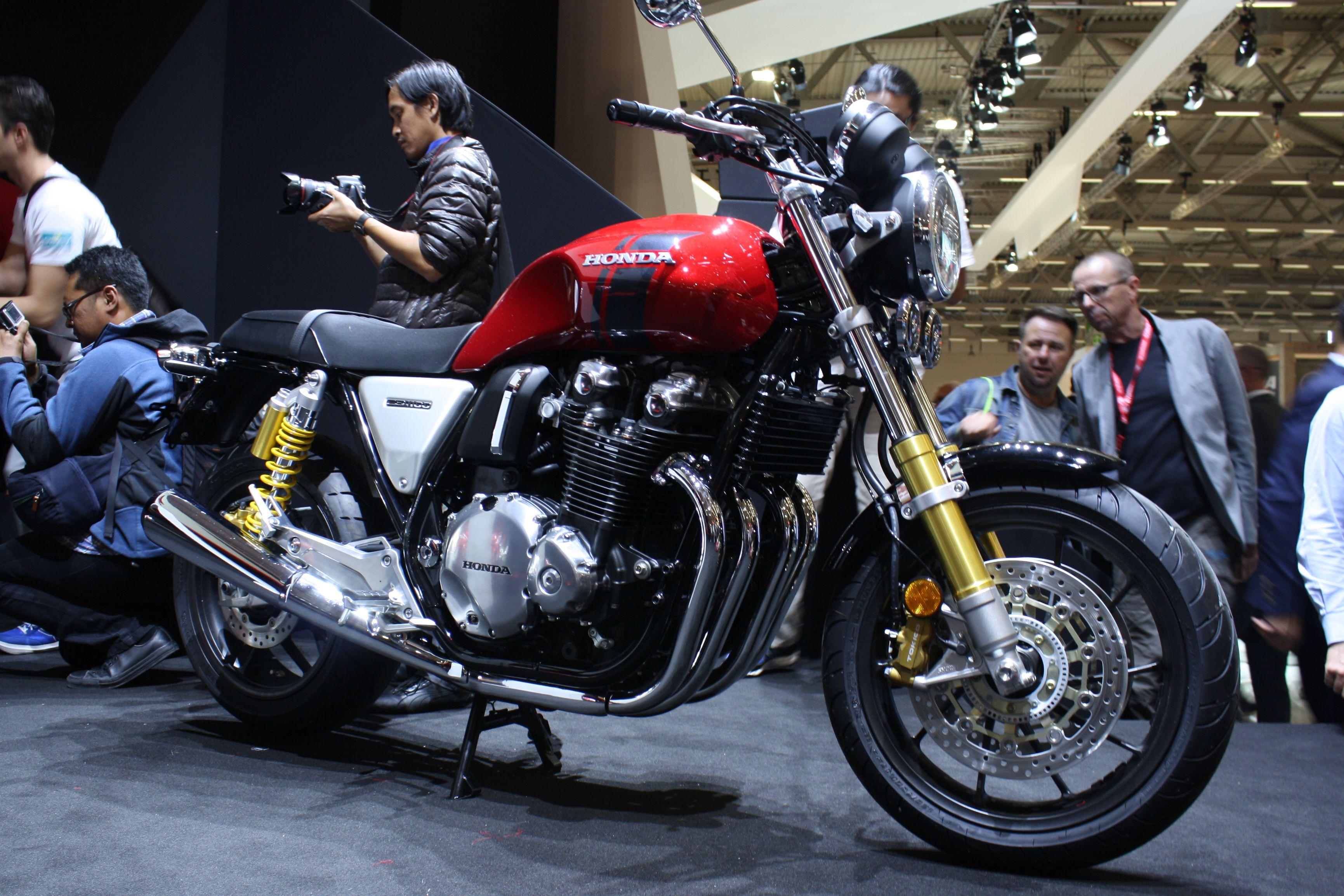 Honda CB1100RS video | Visordown
