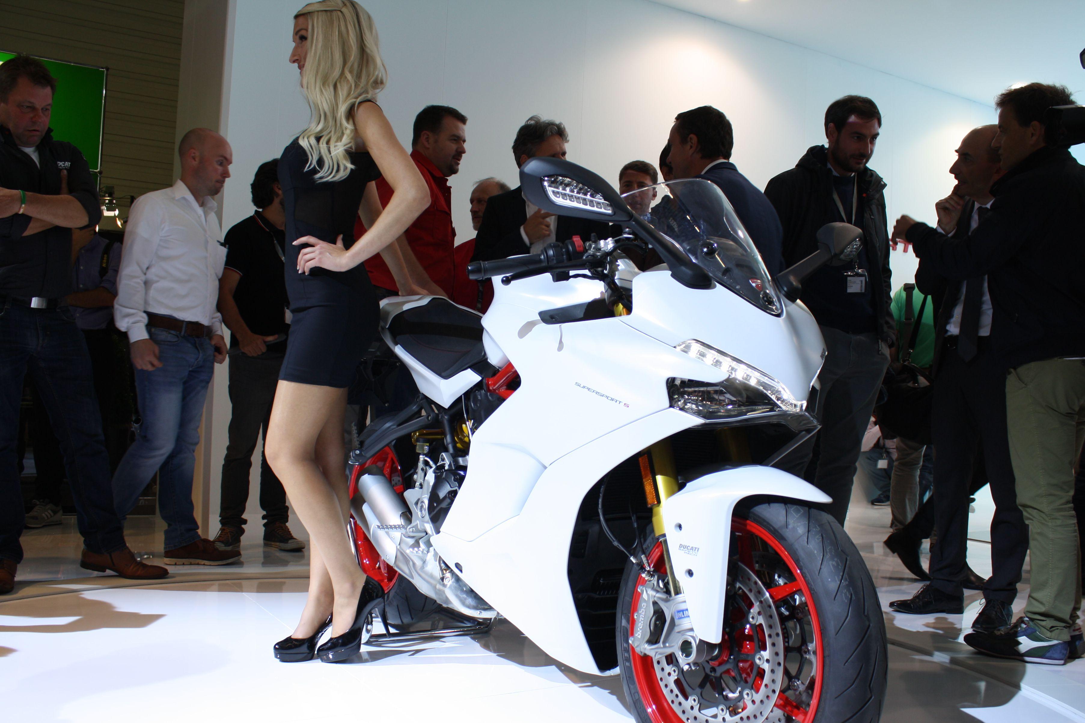 new ducati supersport 2017 | visordown