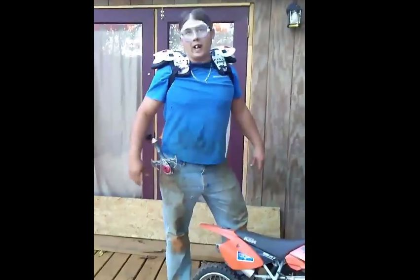 Funny KTM review
