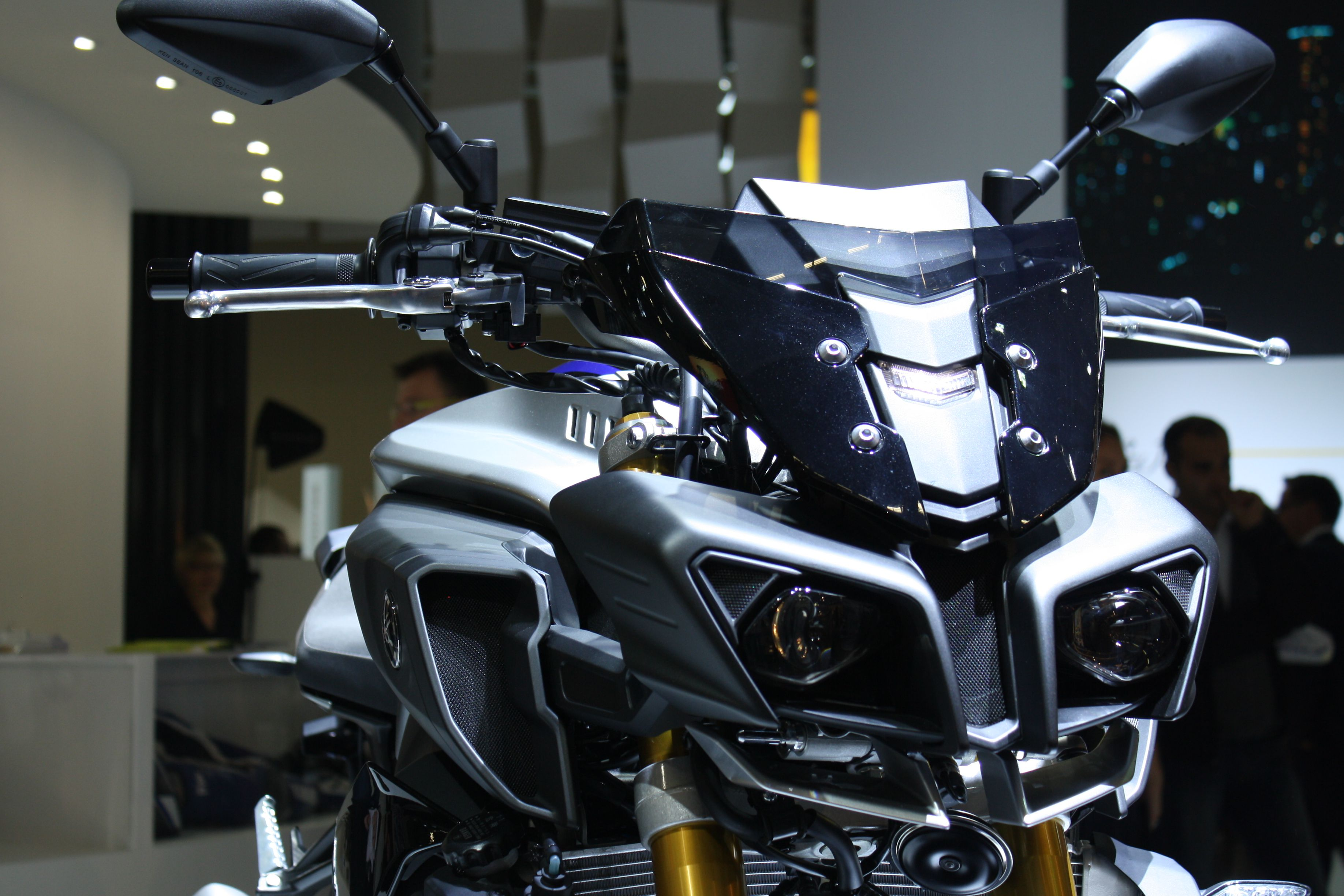 Yamaha announced a new mt 10 today at intermot the mt 10 sp which