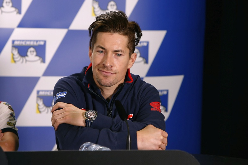 Ex-MotoGP champion Nicky Hayden dies at 35