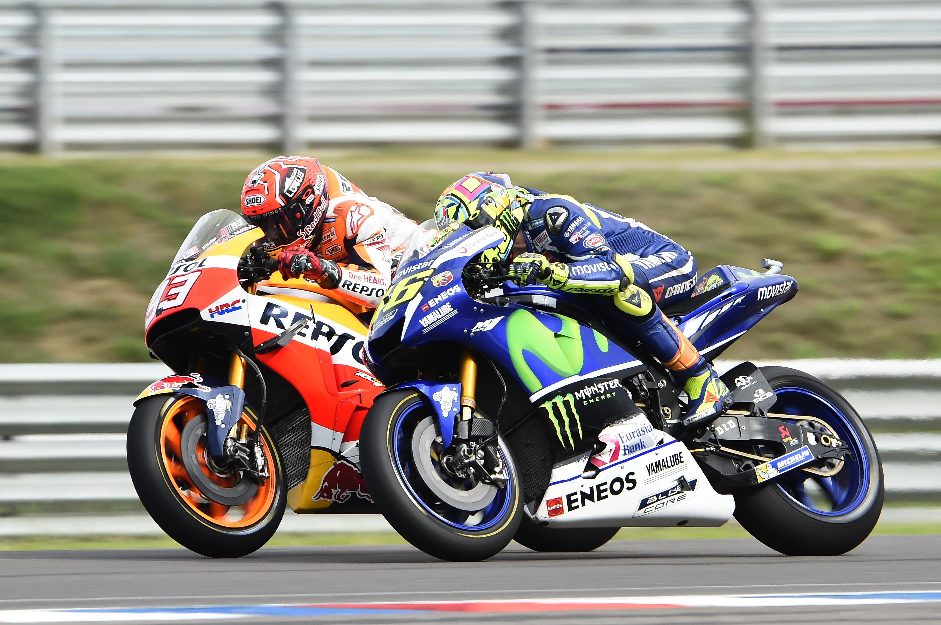 Ten 10 fastest MotoGP circuits   Visordown
