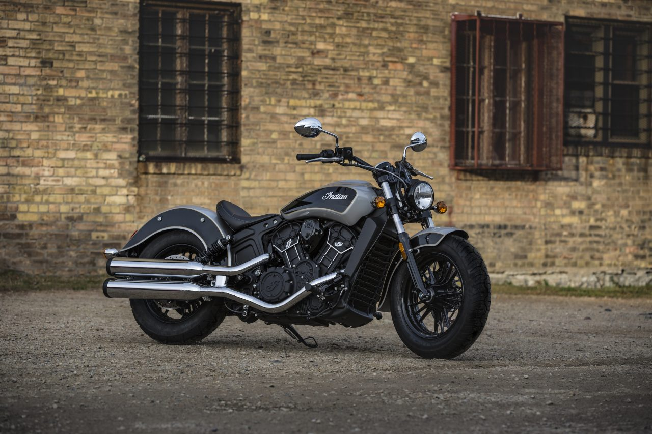 Indian Scout Sixty gets a fresh paint op... | Visordown