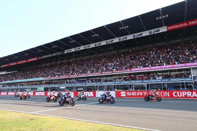 Chang International Circuit, Thailand, World Superbikes, 2017