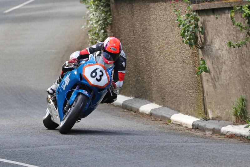 Meath motorbike racer dies after crash at Isle of Man TT