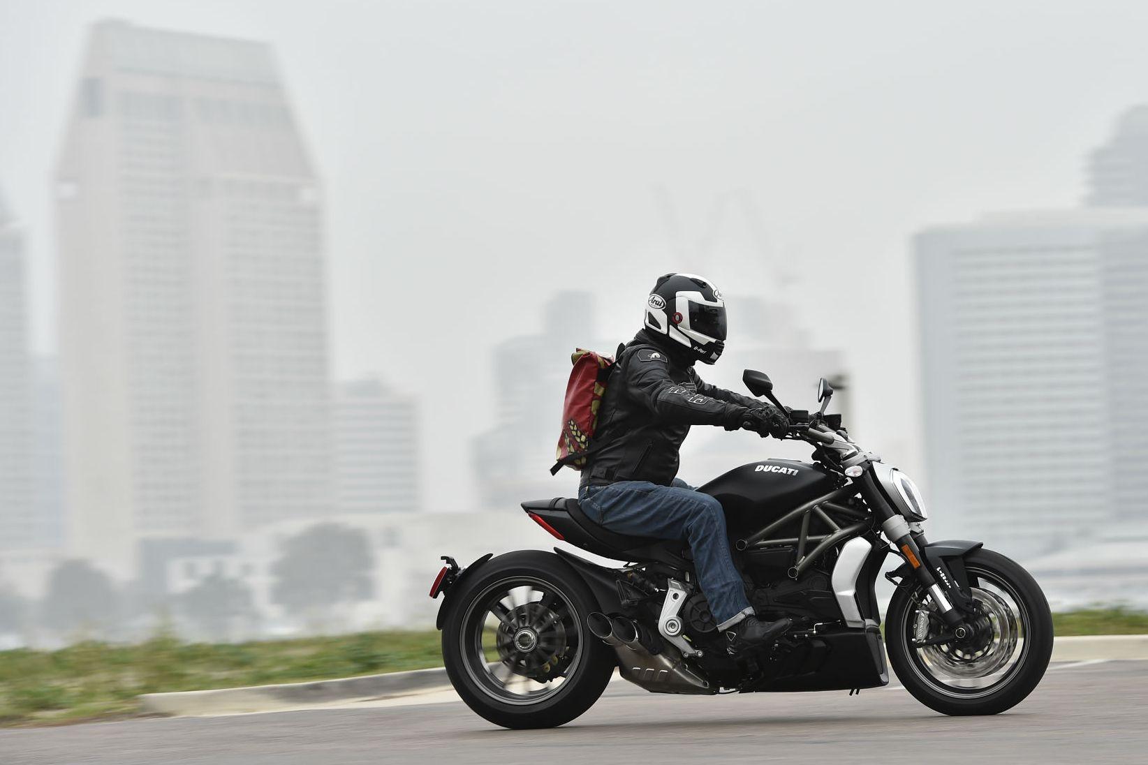 Urban riding