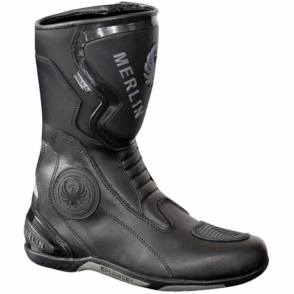 Merlin Aragon boots