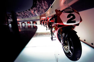 Ducati Aprilia Factory - TWO Feature
