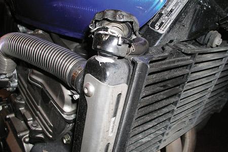 D.I.Y: Crash damage inspection
