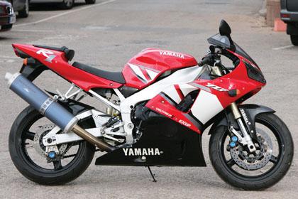 Used Review: Yamaha YZF-R1   Visordown