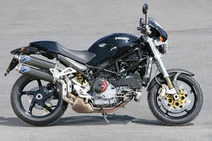 Used Review: Ducati Monster S4 & S4R | Visordown