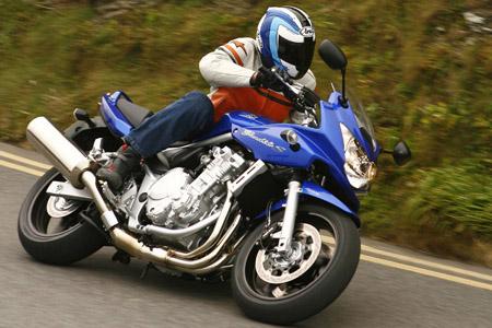 First Ride 2007 Suzuki Bandit 650 Visordown