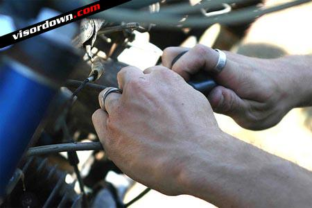 Five things you should never do to your bike