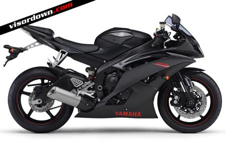 2008 Yamaha YZF-R6 is revealed   Visordown