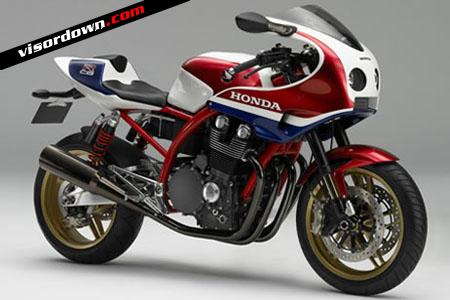 Honda unveil latest prototypes