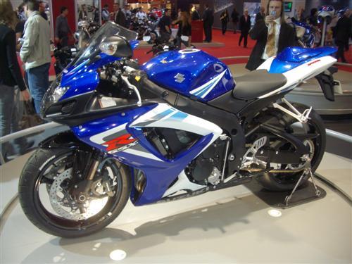 Paris Motorcycle Show
