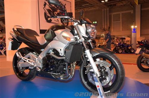 NEC International Motorcycle Show 2005