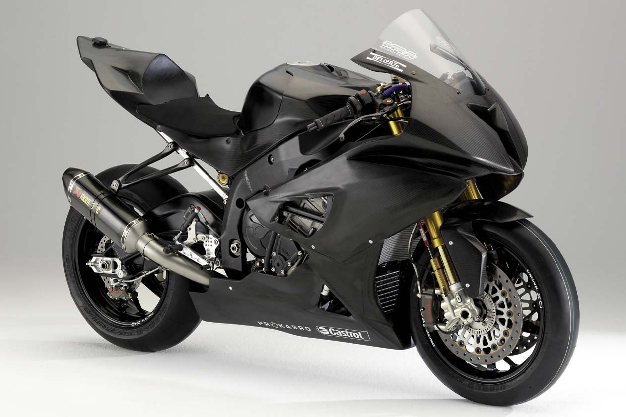 Black BMW S1000RR Picture Gallery Images Visordown Motorcycle News