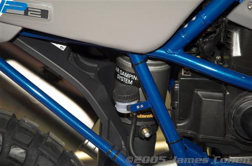 NEC 2005: BMW Bike Photos