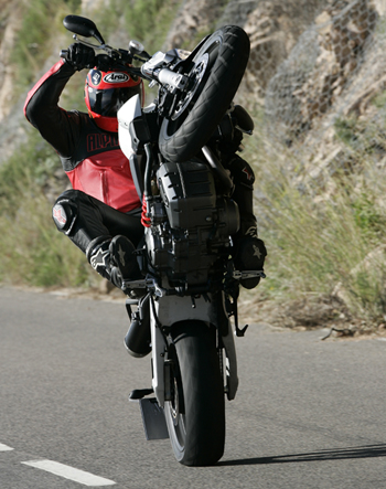 First Ride: 2006 Yamaha MT-03