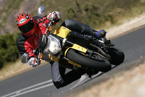 First Ride: 2006 Yamaha FZ-1