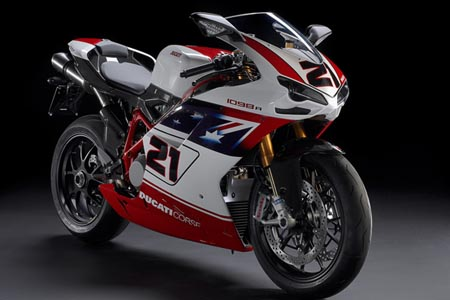 Ducati release limited edition Bayliss 1... | Visordown