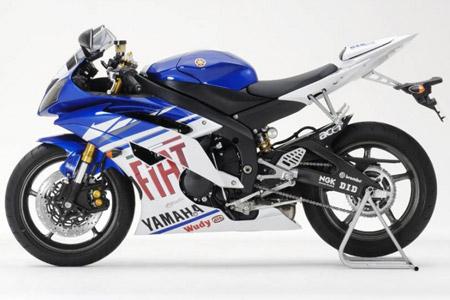 Yamaha launch MotoGP kit for R1 and R6 | Visordown