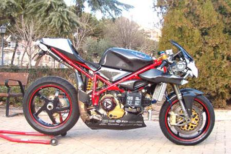 Radical Alien Ducati on sale | Visordown