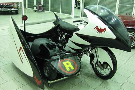 batcycleVisordown Motorcycle News