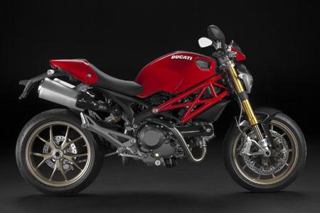 First Look: 2009 Ducati Monster 1100 | Visordown